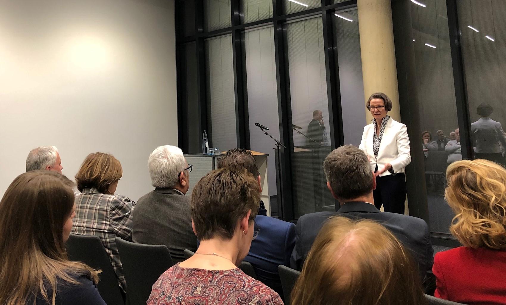 Kommunalkonferenz mit Ina Scharrenbach