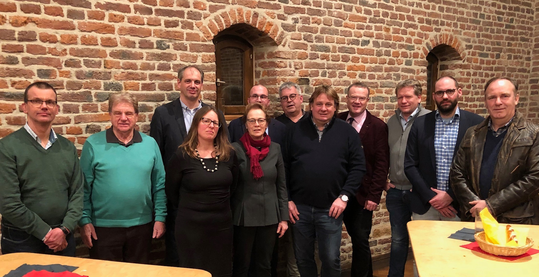 Neujahrsempfang der CDU Kreis Düren