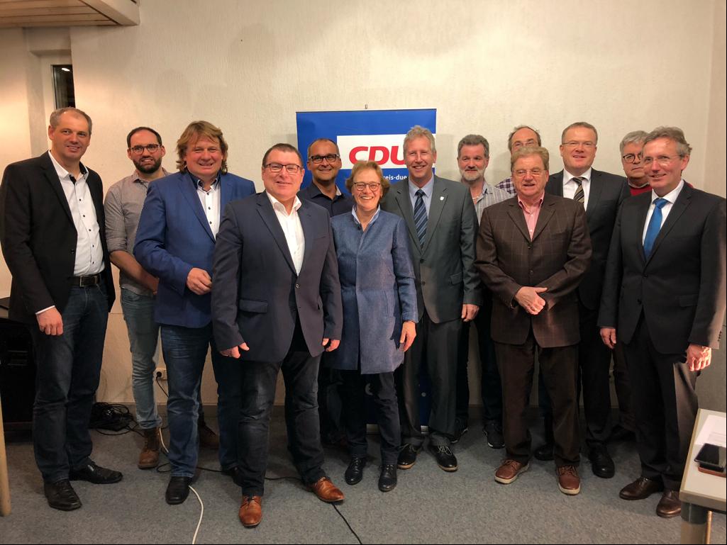 Kandidatinnen und Kandidaten für die Kommunalwahl aufgestellt