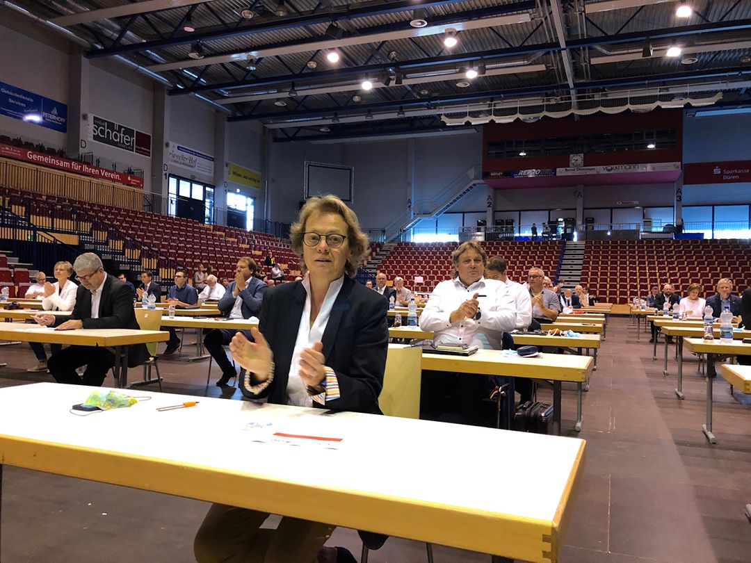 Aufstellungsversammlung des Landratskandidaten  und der Kreistagskandidat*innen