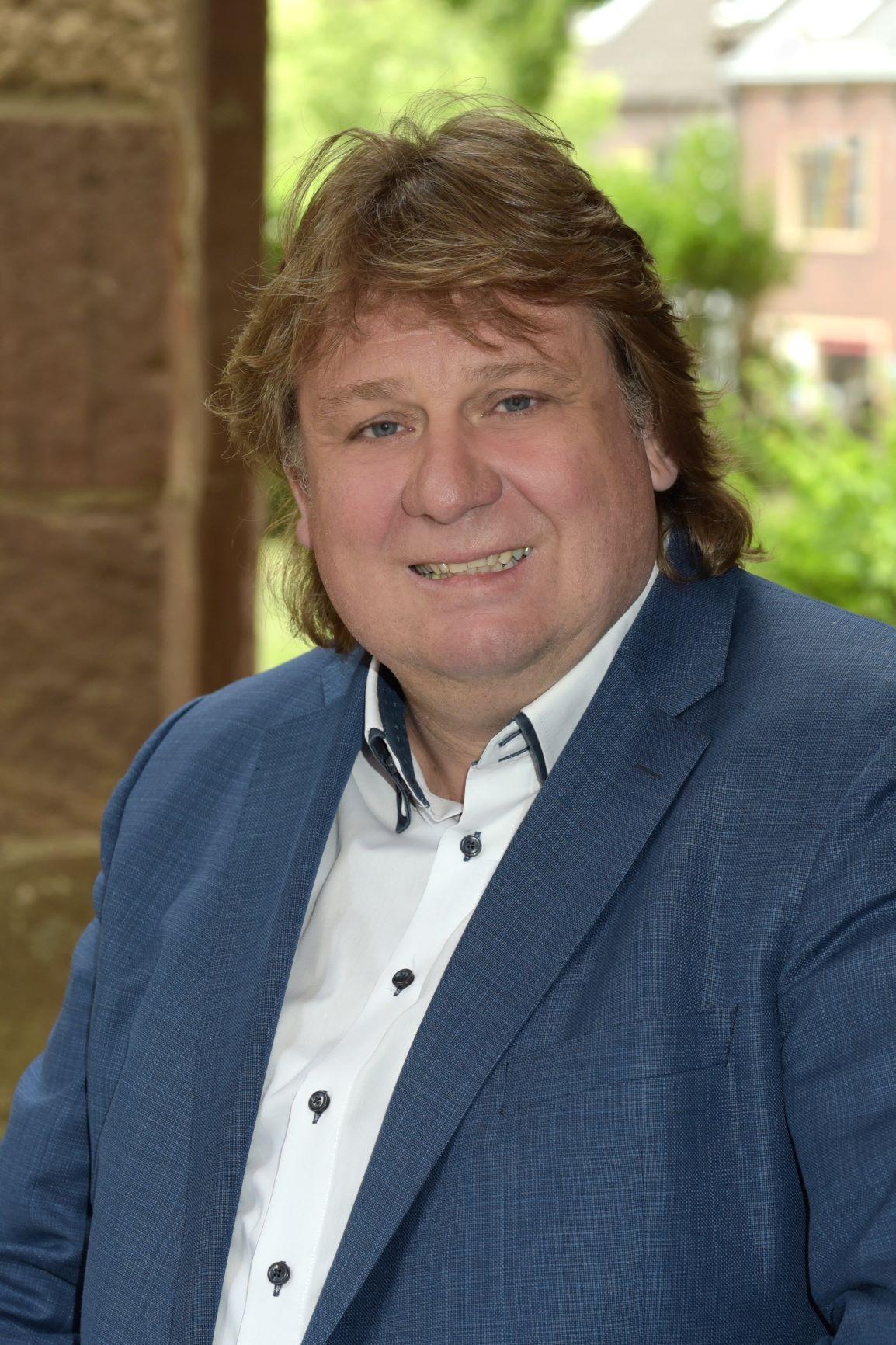 Abbildung von Dirk Becker
