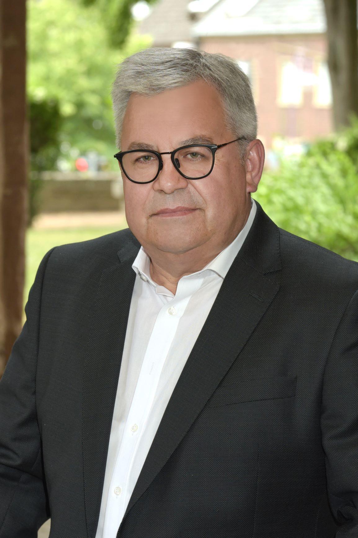 Abbildung von Wolfgang Mohren