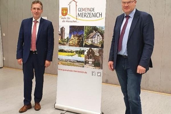 Günther Schmitz erster stellvertretender Bürgermeister