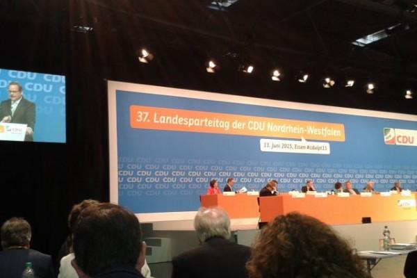37. Parteitag der NRW-CDU