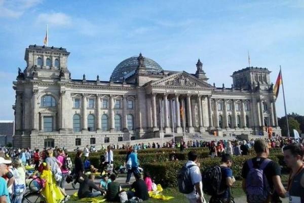 Berlinreise und Besuch Thomas Rachel im Dt. Bundestag am 29.09.2014